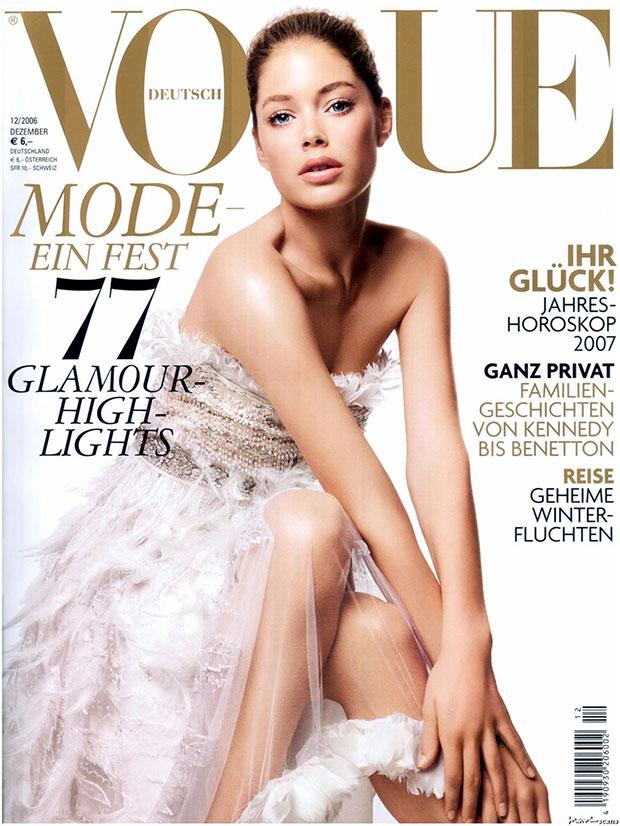 Doutzen Kroes Vogue