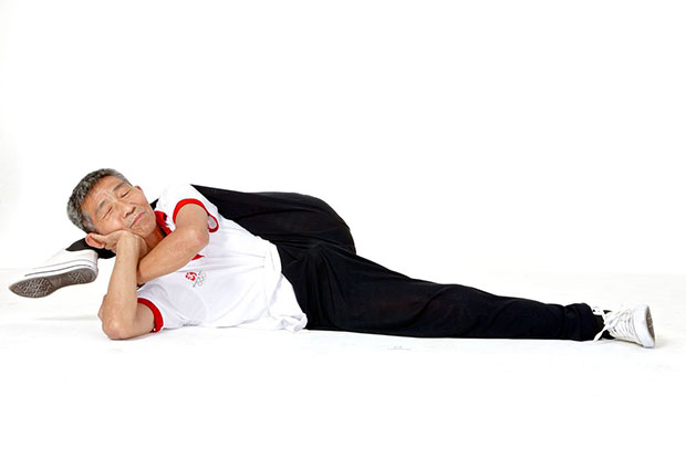 Duan Tzinfu ตูอาน ซิงฝู นักกายกรรม ผู้สูงอายุ