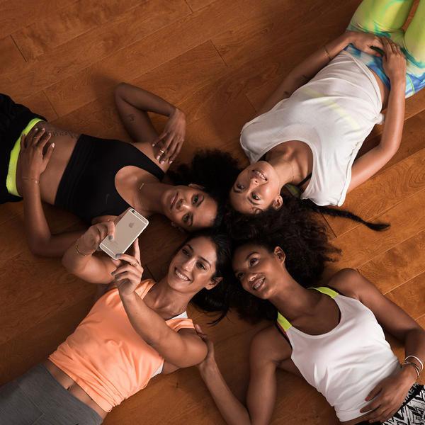 Nike Sport Feed สัมคมออนไลน์สำหรับคนออกกำลังาาย