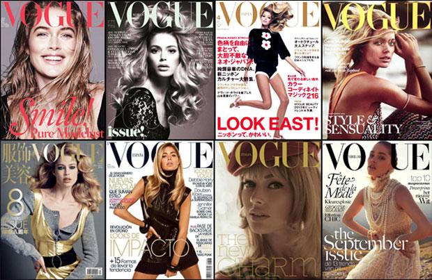 Vogue Doutzen Kroes