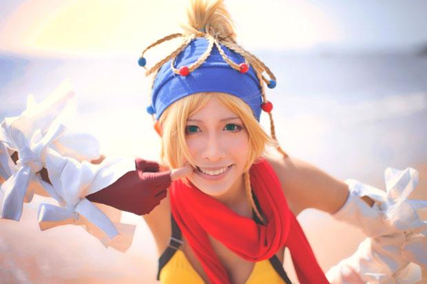 คอสเพลย์ Rikku, Final Fantasy X