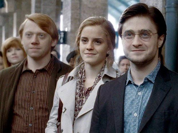 ปัจจุบัน Harry Potter อายุ 34 ปี