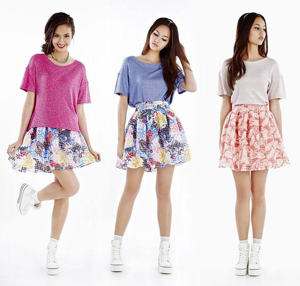 ร้านเสื้อผ้าเกาหลี