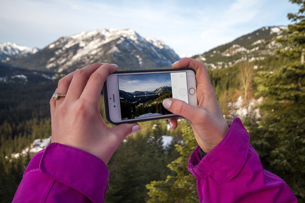 เคสไอโฟนกล้องมืออาชีพ ตั้งค่าส่วนตัว