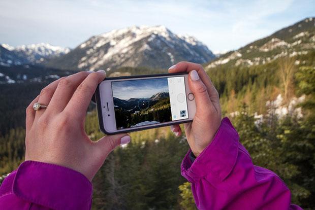 เคสไอโฟนกล้องมืออาชีพ ปุ่มชัตเตอร์ Full Press Half Press