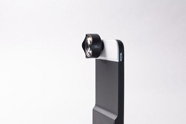 เคสไอโฟนที่ทำให้มือถือเป็นกล้องมืออาชีพ