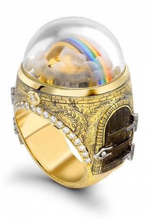 แหวนเรนโบว์
