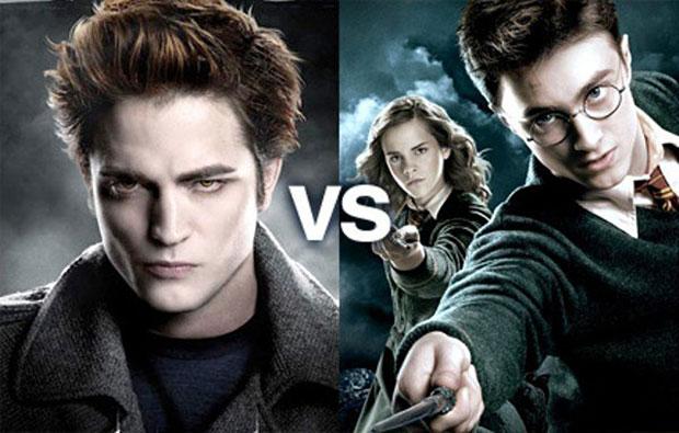 แฮร์รี่ พอตเตอร์ ประสบความสำเร็จมากกว่า ทไวไลท์