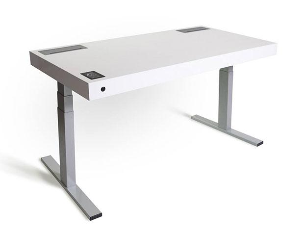 โต๊ะทำงานที่สามารถปรับสำหรับนั่งหรือยืนได้