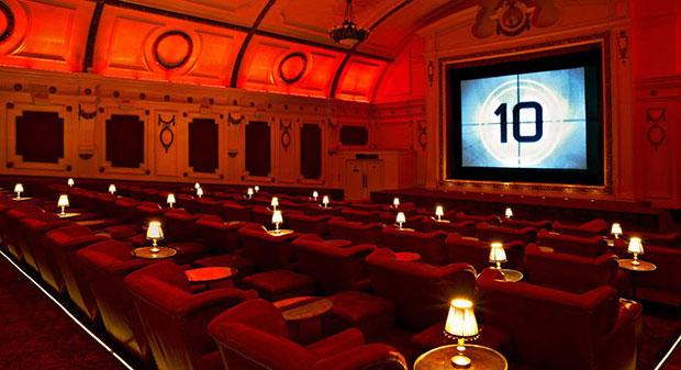 โรงหนัง Electric Cinema