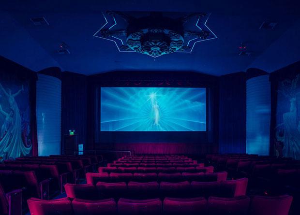 โรงหนัง Orinda Theater, แคลิฟอร์เนีย
