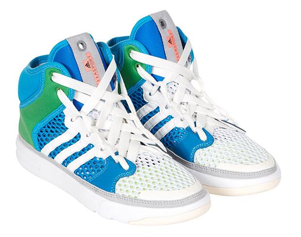 Adidas StellaSport รองเท้า Irana สีน้ำเงิน สีขาว สีเขียว
