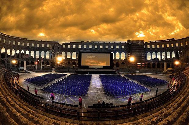 Arena, Pula, โครเอเชีย