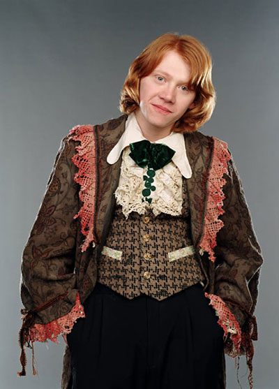 J.K. Rowling ตั้งใจจะให้รอน วีสลีย์ตายกลางเรื่อง