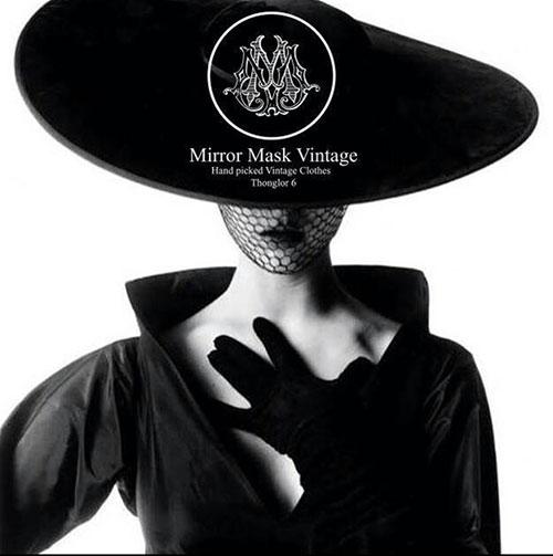 Mirror Mask Vintage