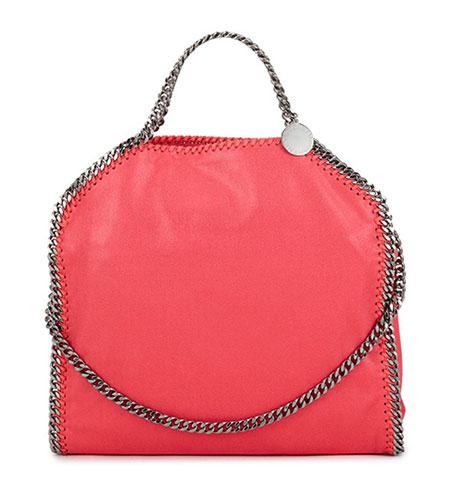 กระเป๋าสีชมพู Stella McCartney