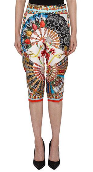 กางเกงลายพิมพ์ Dolce & Gabbana