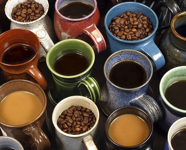 กาแฟ น้ำอัดลม ชา ทำให้ขับปัสสาวะ และสูญเสียน้ำมากขึ้น