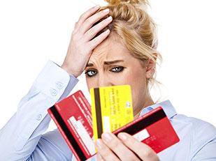 ข้อผิดพลาดในการใช้บัตรเครดิต
