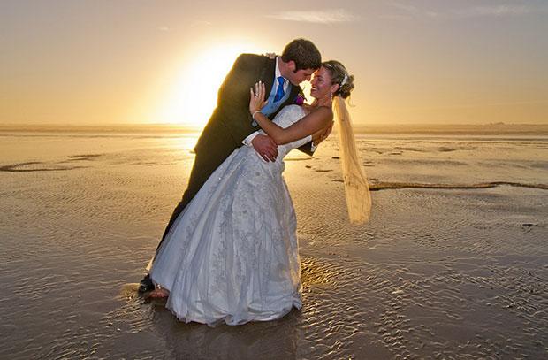 จัดงานแต่งงานริมชายหาด