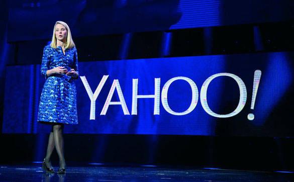 มาริสสา เมเยอร์ CEO Yahoo