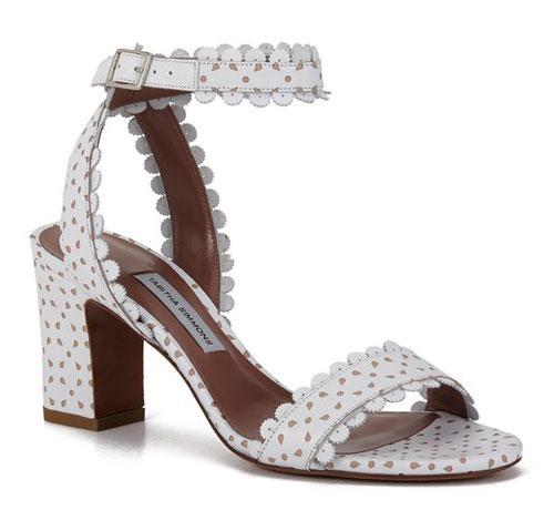 รองเท้าส้นสูงรัดข้อ Tabitha Simmons