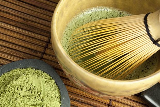 สูตรมาส์กหน้าด้วยชาเขียว