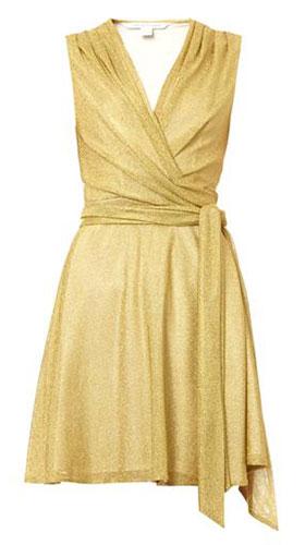 เสื้อผ้าสีทอง