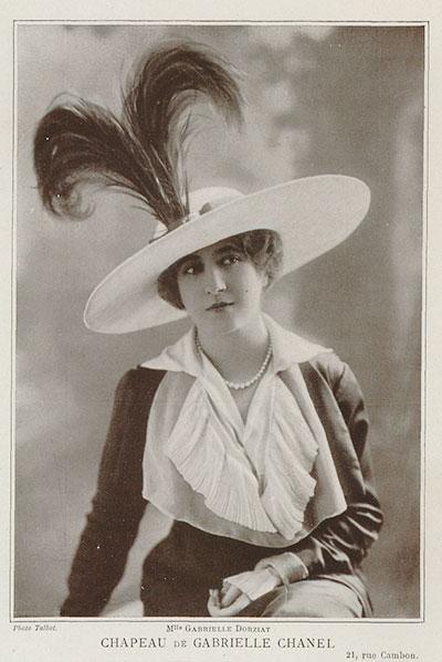 กาเบรียล ดอร์เซียต Mlle Gabrielle Dorziat
