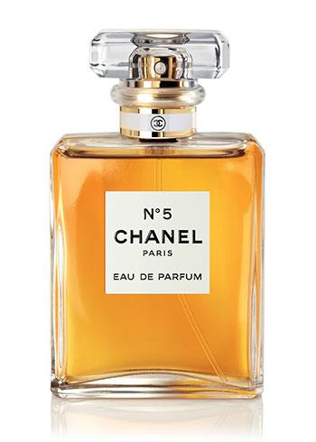 ขวดน้ำหอม Chanel No.5