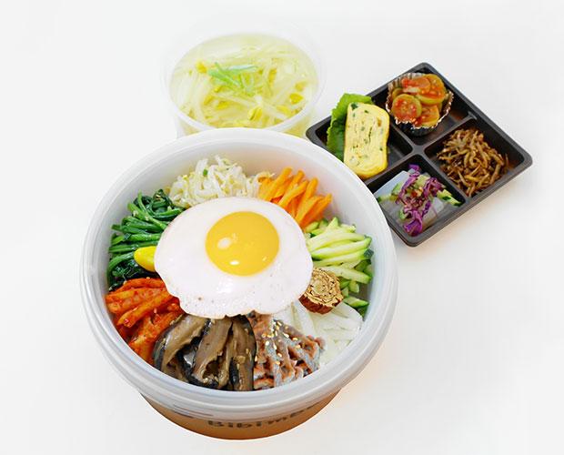 ข้าวยำเกาหลี เดอะบิบิมบับ อาหารสั่งออนไลน์