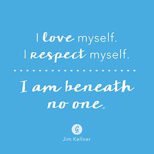 คำคม ฉันรักและเคารพตัวเอง ไม่อยู่ใต้อำนาจของใคร