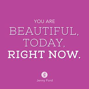 คำคม วันนี้ ณ เวลานี้ คุณสวยที่สุด