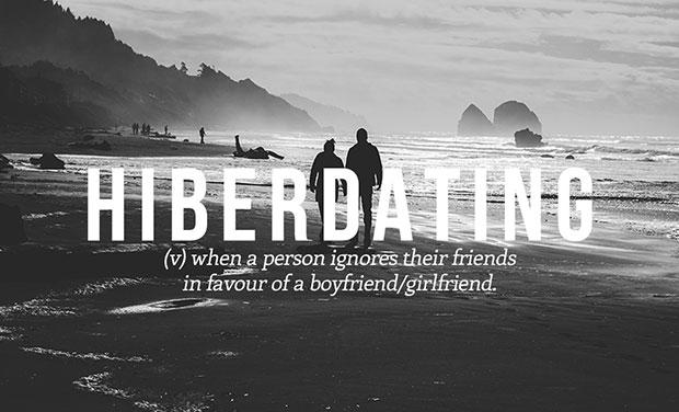 คำศัพท์เกิดใหม่ Hiberdating