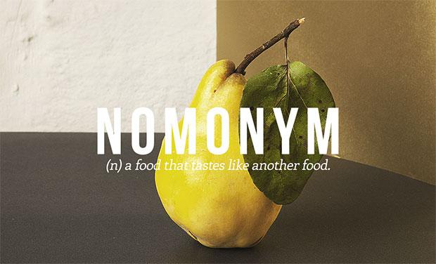 คำศัพท์เกิดใหม่ Nomonym