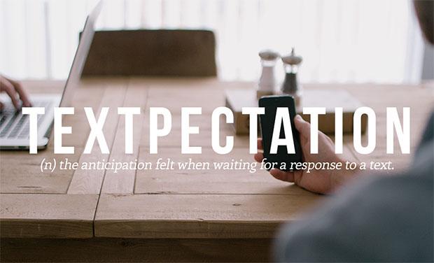 คำศัพท์เกิดใหม่ Textpectation
