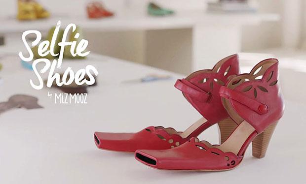 รองเท้าเซลฟี่ Miz Mooz