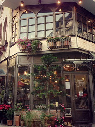 ร้านกาแฟ B Story Cafe