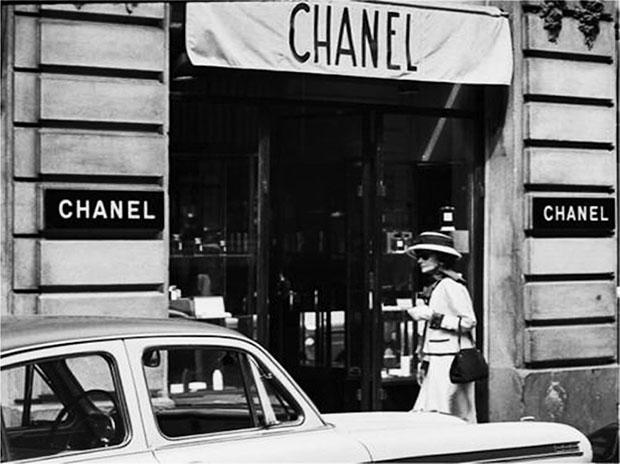 ร้าน Chanel