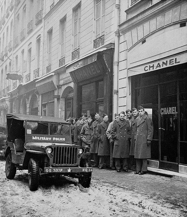 วันเปิดตัวน้ำหอม Chanel วันแรก