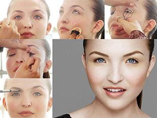 วิธีแต่งหน้าแบบ No Makeup