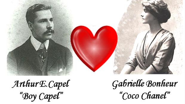 Coco Chanel, Boy Capel
