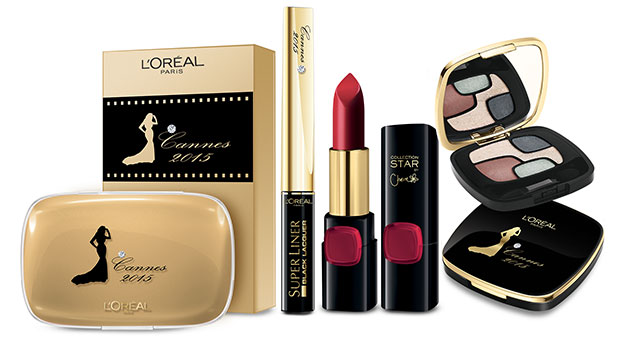 Loreal Paris Cannes 2015 Limited Edition