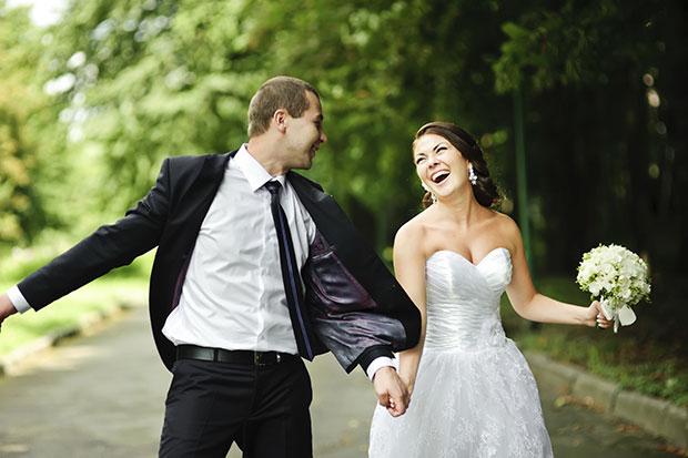 การแต่งงานจะทำให้เรามีความสุขและอายุยืนยาว