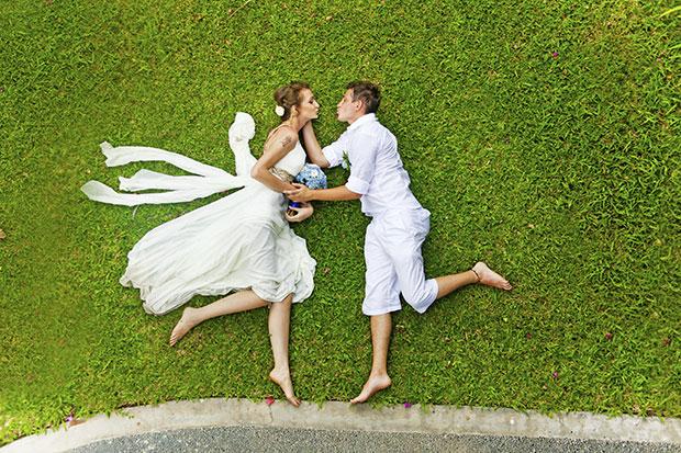 การแต่งงานทำให้อายุยืน