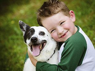 ข้อดีของการที่เด็กมีสัตว์เลี้ยง