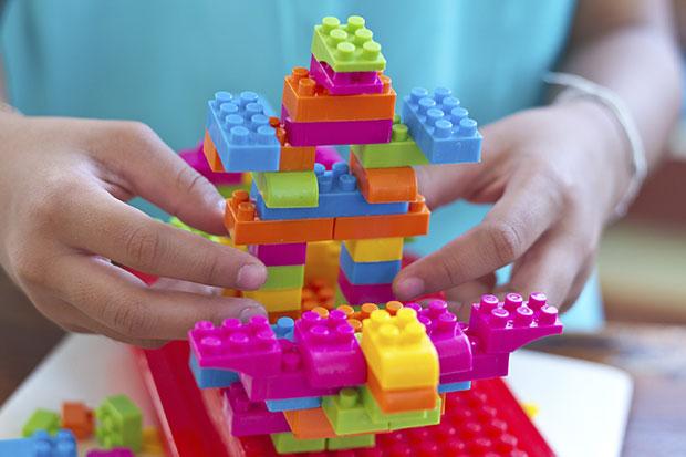 ตัวต่อเลโก้สามารถนำไปซักในเครื่องซักผ้าได้