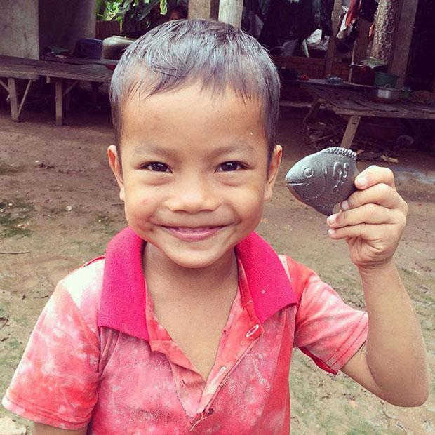 ปลาเหล็กแก้โรคโลหิตจาง