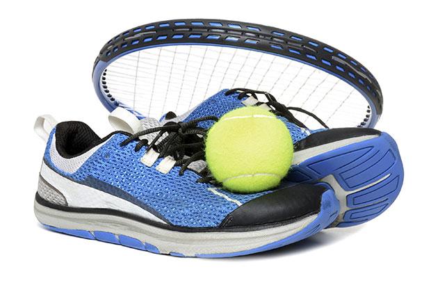 รองเท้าเทนนิสสามารถนำไปซักในเครื่องซักผ้าได้