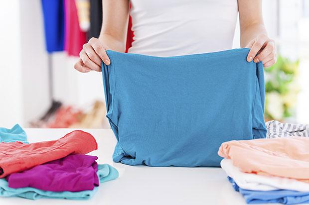 เสื้อผ้าที่ต้องซักแห้งสามารถนำไปซักในเครื่องซักผ้าได้